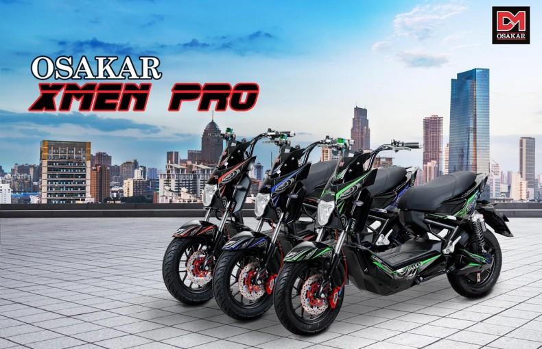 Xmen Osakar – Dòng xe điện tiên phong năm 2020