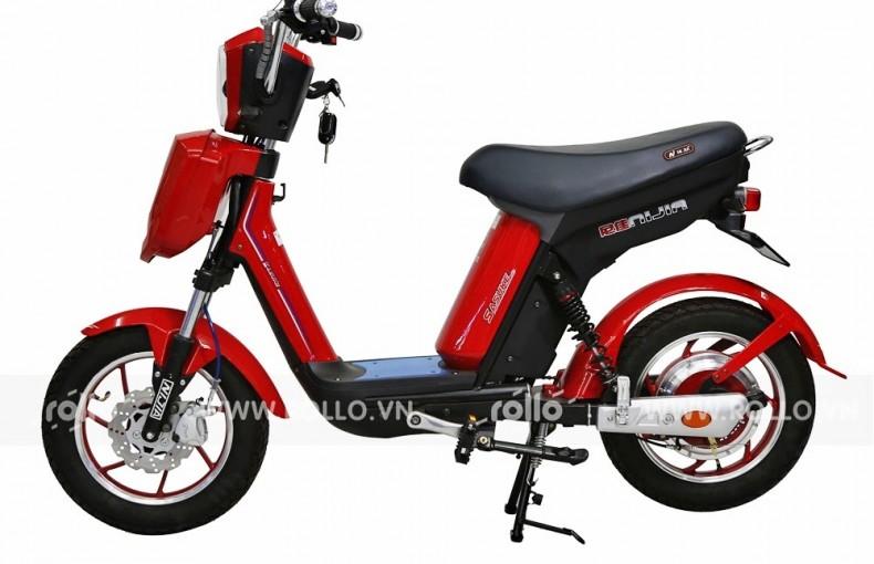 Xe đạp điện Nijia Sasuke - phiên bản mới nhất của dòng xe điện Nijia